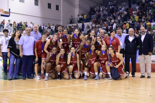FIBA U16 Women's European Championship 2015