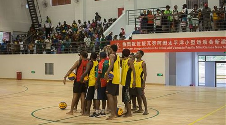 Vanuatu reveal 3x3 Pacific Mini Games roster set to defend home soil