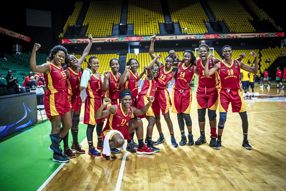 Cape Verde V Mozambique Boxscore Fiba Womens Afrobasket