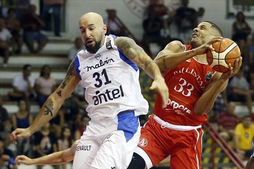 33 Eddy Carvalho (PAU)
