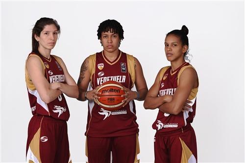 Ivaney MARQUEZ, Waleska PEREZ & Roselis SILVA (Venezuela)