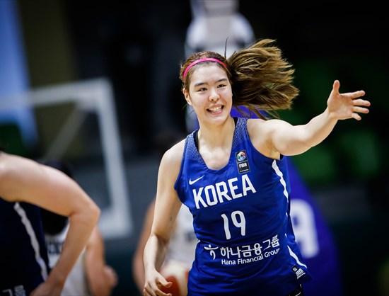 Ji Su PARK (KOR)'s profile - FIBA Women's Asia Cup Division A 2017