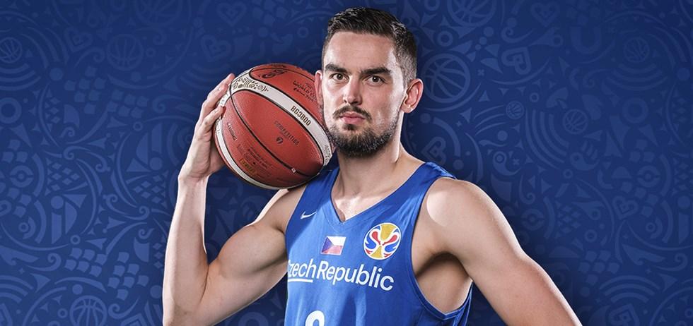 Tomas SATORANSKY (CZE)'s profile - FIBA Basketball World Cup 2019 -  FIBA.basketball