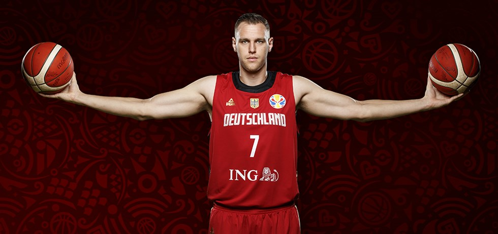 Johannes VOIGTMANN (GER)'s profile - FIBA Basketball World Cup 2019 -  FIBA.basketball