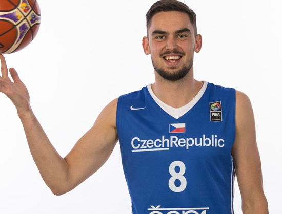 super popular bf6fd d0657 Tomas SATORANSKY (CZE)'s profile - FIBA EuroBasket 2017 ...