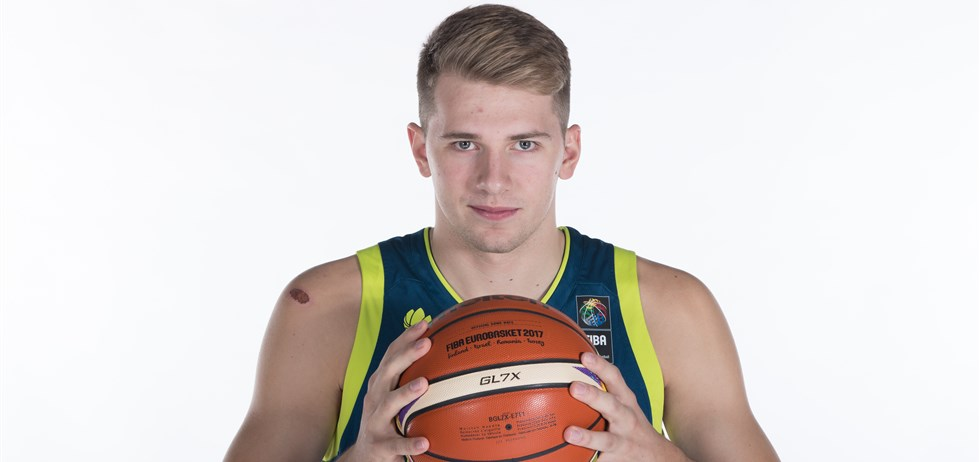 newest 828ec 764d1 Luka DONCIC (SLO)'s profile - FIBA EuroBasket 2017 - FIBA ...