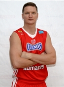 Headshot of Vytautas Sulskis