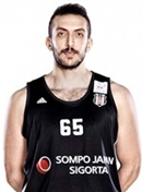 Headshot of Doğan Şenli