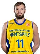 Headshot of Edgaras Zelionis