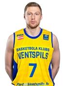 Headshot of Ingus Jakovics