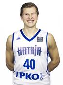 Headshot of Johannes Lasaroff