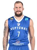 Headshot of Martynas Mazeika