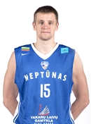 Headshot of Vytautas Šarakauskas