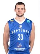 Headshot of Mindaugas Kacinas
