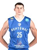 Headshot of Matas Jucikas