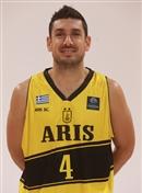 Headshot of Vasilis Xanthopoulos