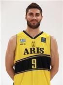 Headshot of Michalis Tsairelis