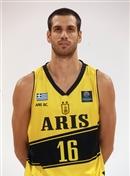Headshot of Spyros Mourtos
