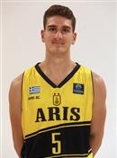 Headshot of Stelios Poulianitis