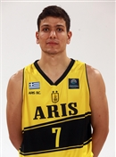 Headshot of Dimitrios Flionis