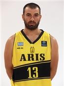 Headshot of Thodoris Zaras