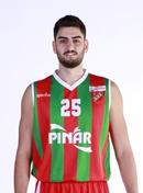 Headshot of Gani Erdi Gülaslan