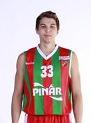 Headshot of Alp Karahan