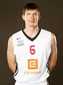 Headshot of Pavel Pumprla