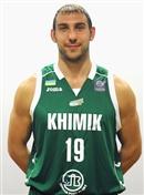 Headshot of Oleksandr Riabchuck
