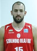 Headshot of Milos Borisov