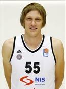 Headshot of Uros Lukovic