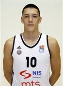 Headshot of Nikola Tanaskovic
