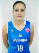 Headshot of Angela Salvadores