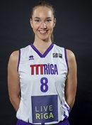 Headshot of Digna Strautmane