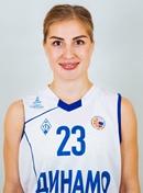 Headshot of Marina Riavkina
