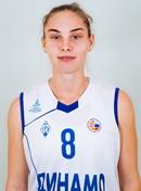 Headshot of Anastasiia Tochilova