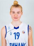 Headshot of Yuliya Chaykovskaya