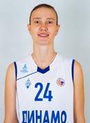 Headshot of Oxana Shabanova