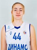 Headshot of Ksenia Kuzmina