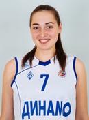 Headshot of Aleksandra Varaksina