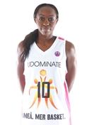 Headshot of Salome Kabengano