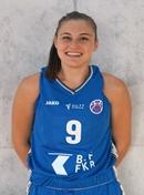 Headshot of Camille Delaquis