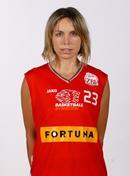 Headshot of Katerina Krizová