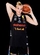 Headshot of Allis Nyström