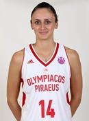 Headshot of Milica Jovanovic
