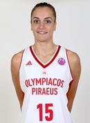Headshot of Styliani Fouraki