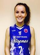 Headshot of Dalia Belickaite