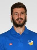 Headshot of Vasilios Kounas