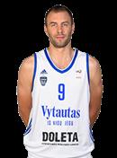 Headshot of Tomas Delininkaitis