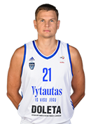 Headshot of Martynas Linkevicius
